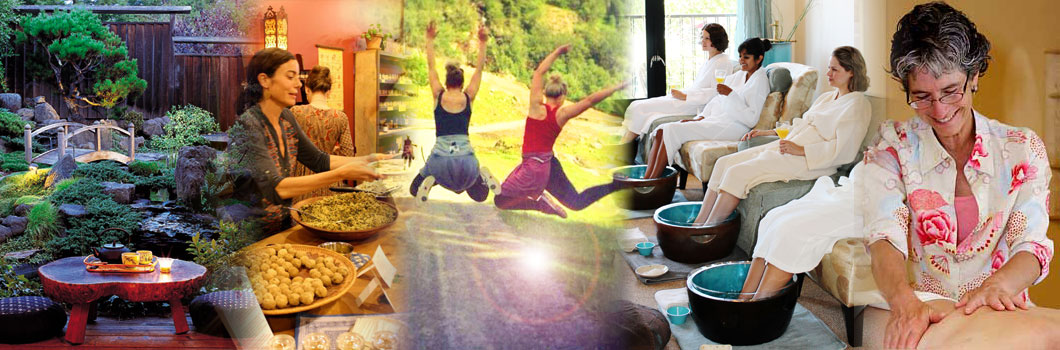 Healing Arts in Sebastopol - Barbara Friedman Massage, Dhyana Center, Osmosis Enzyme Baths
