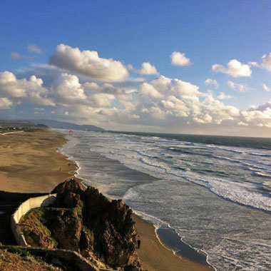 Sonoma Coast - photo courtesy of Patisserie Angelica